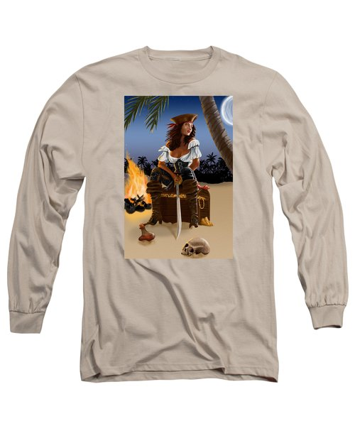Buckling The Swash Long Sleeve T-Shirt