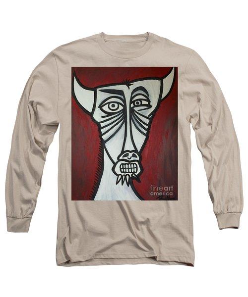 Bull Long Sleeve T-Shirt
