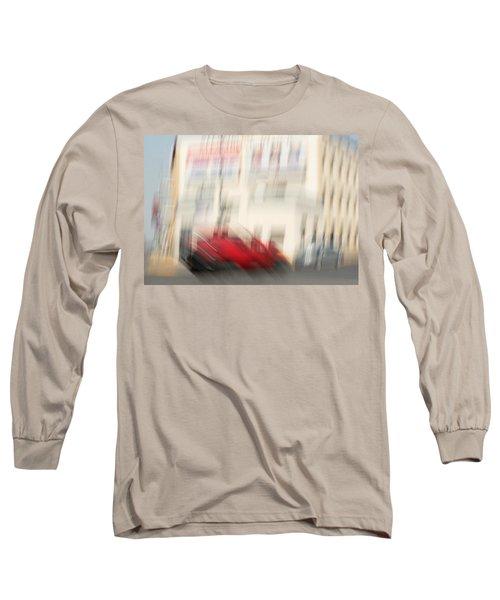 Caffeinated Long Sleeve T-Shirt
