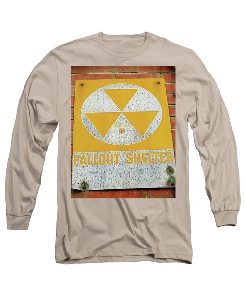 Long Sleeve T-Shirt featuring the photograph Capacity 70 by Bruce Carpenter