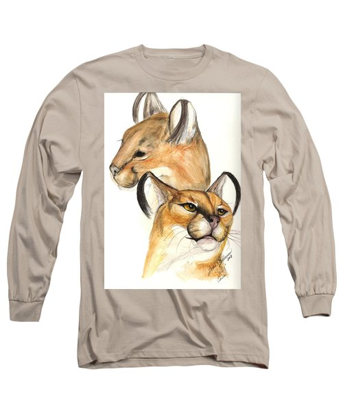 Caracal Long Sleeve T-Shirt