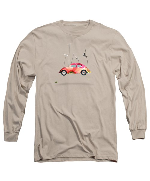 Suriale Cars  Long Sleeve T-Shirt