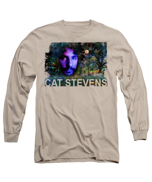 Cat Stevens Long Sleeve T-Shirt
