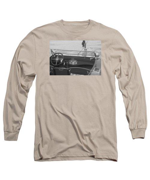 Runabout On Pewaukee Long Sleeve T-Shirt