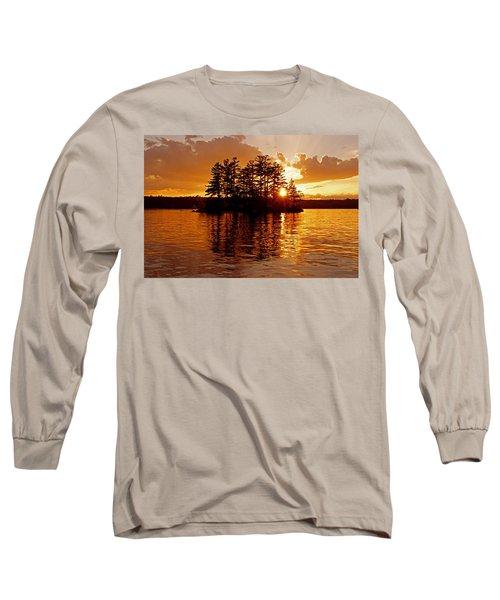 Clarity Of Spirit Long Sleeve T-Shirt