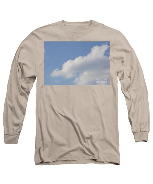 Clouds 14 Long Sleeve T-Shirt by Rod Ismay