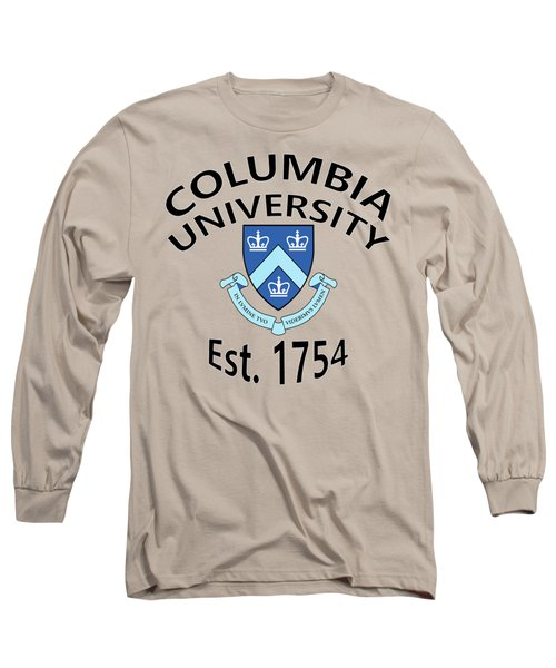 Columbia University Est. 1754 Long Sleeve T-Shirt