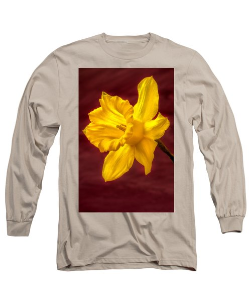 Daffodil Glow Long Sleeve T-Shirt