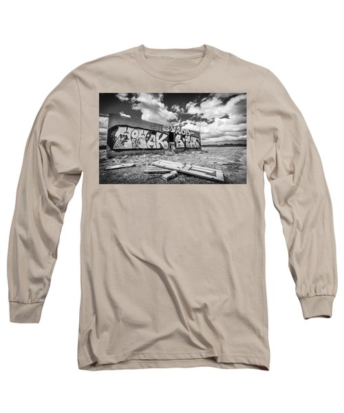 Derelict Building. Long Sleeve T-Shirt