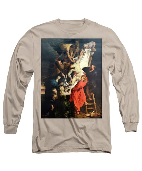 Descent From The Cross Long Sleeve T-Shirt