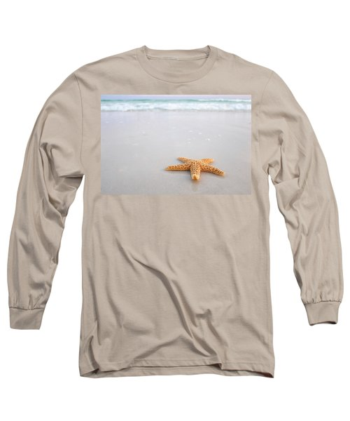 Destin Florida Miramar Beach Starfish Long Sleeve T-Shirt