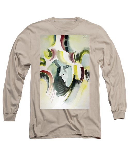 Dolor Long Sleeve T-Shirt by Sam Sidders