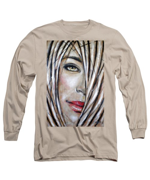 Dream In Amber 120809 Long Sleeve T-Shirt by Selena Boron