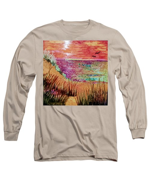 Dune Dreaming Long Sleeve T-Shirt