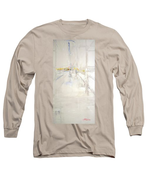 Early Winter In Manhattan Long Sleeve T-Shirt