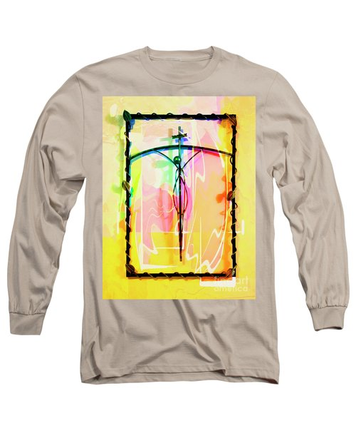 Long Sleeve T-Shirt featuring the photograph Easter Remembrance by Al Bourassa