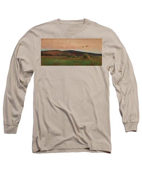 Eurasian Woodcocks Long Sleeve T-Shirt