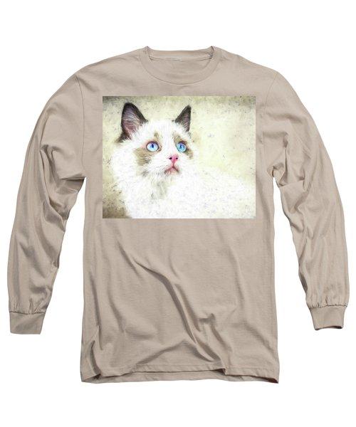 Ever Watchful Long Sleeve T-Shirt