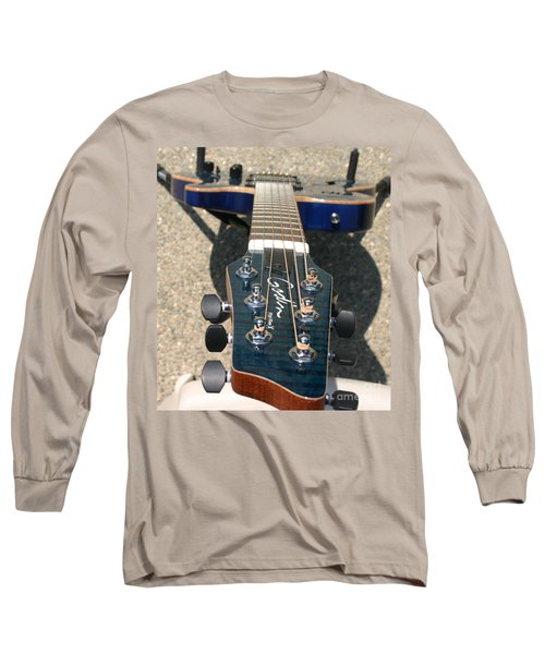 Long Sleeve T-Shirt featuring the photograph Fall Melody by Marie Neder