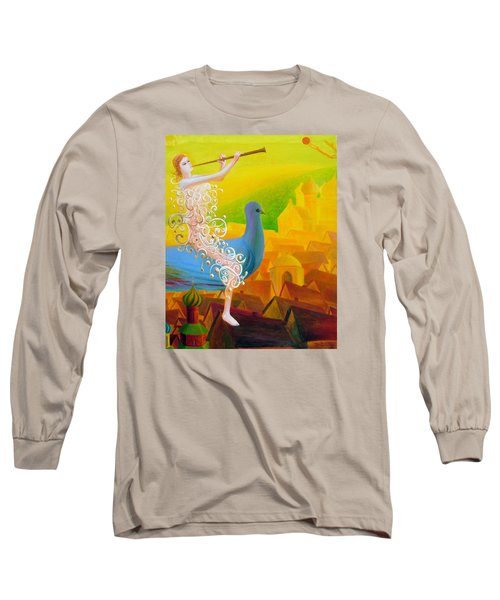 Flight Of The Soul Long Sleeve T-Shirt