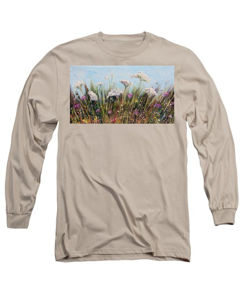 Flower Dance Long Sleeve T-Shirt