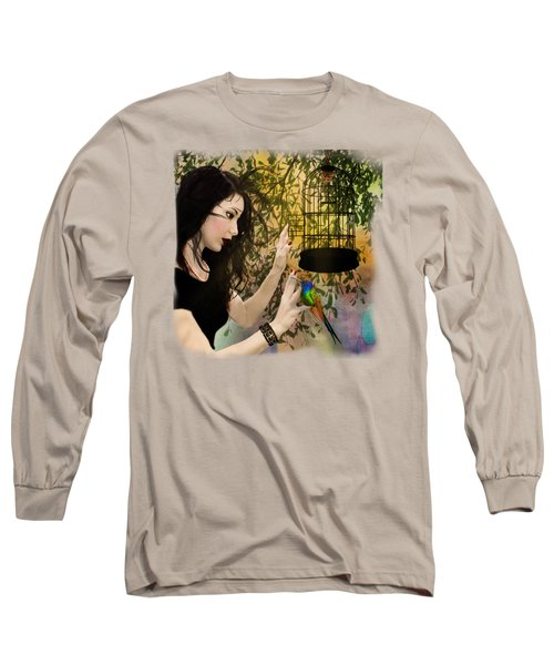 Fly Away Home Long Sleeve T-Shirt