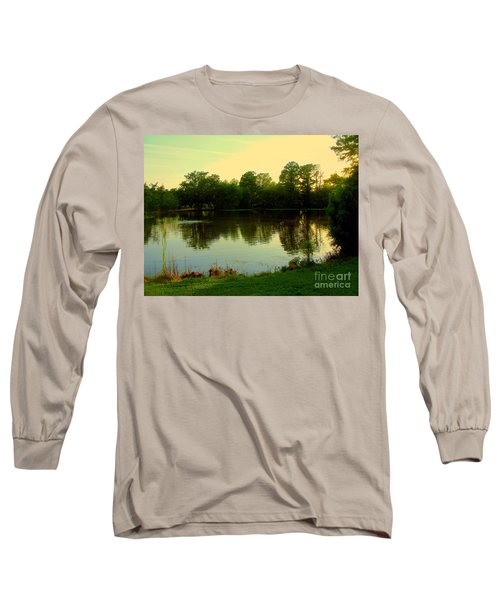 Forest Park Long Sleeve T-Shirt by Nancy Kane Chapman