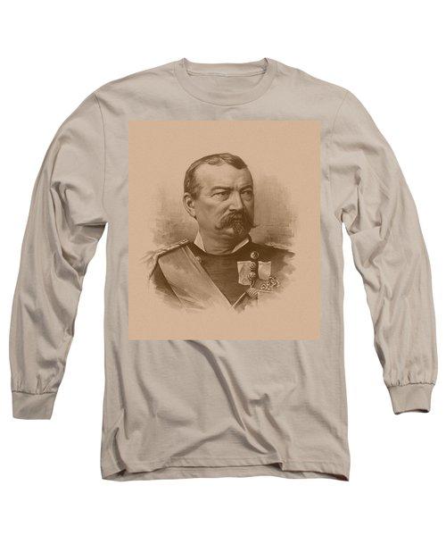General Philip Sheridan Long Sleeve T-Shirt