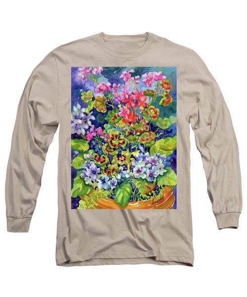 Geranium II Long Sleeve T-Shirt