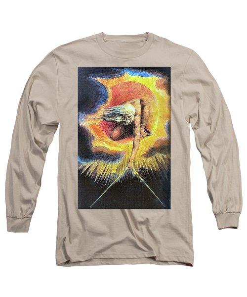 God As Architect Long Sleeve T-Shirt