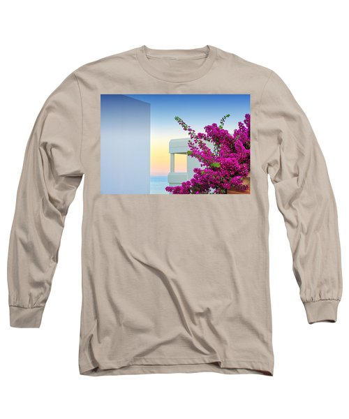 Greece 3  Long Sleeve T-Shirt