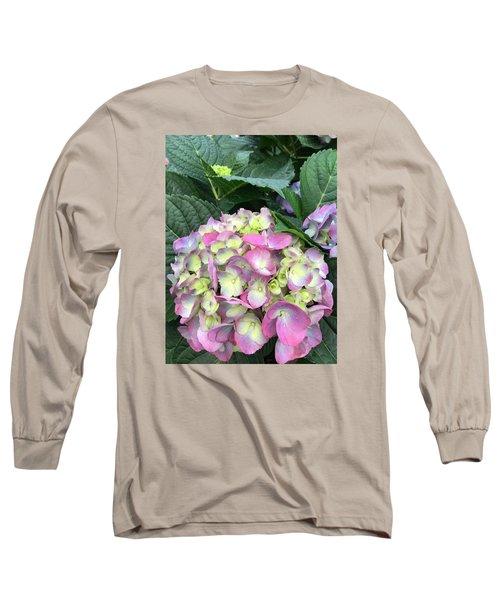 Hydrangea Long Sleeve T-Shirt