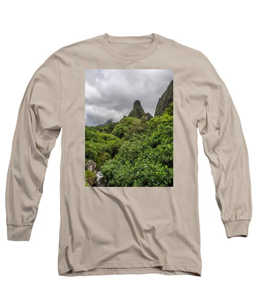 Iao Valley Long Sleeve T-Shirt