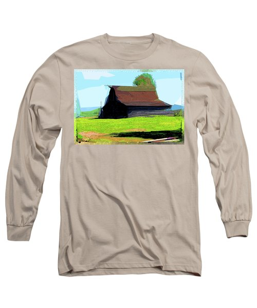 If Buildings Could Talk Long Sleeve T-Shirt