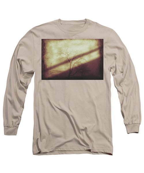 In The Quiet Long Sleeve T-Shirt by Allen Beilschmidt