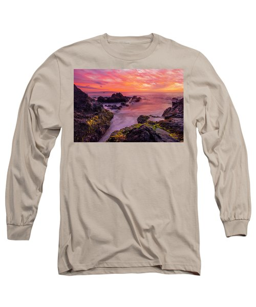 Infinity Long Sleeve T-Shirt by James Roemmling