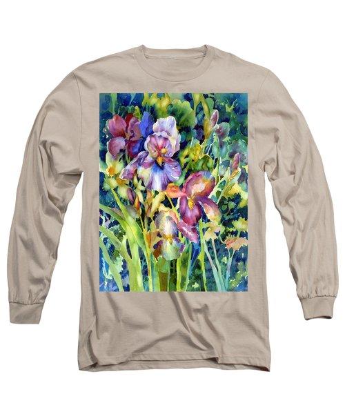 Iris II Long Sleeve T-Shirt