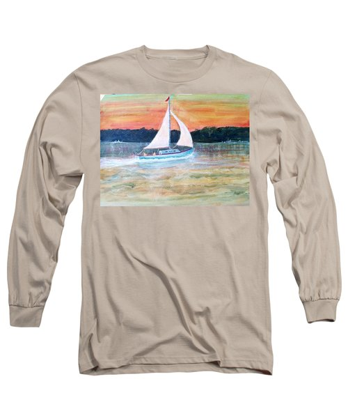 June Breeze Long Sleeve T-Shirt