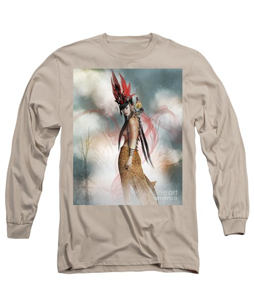 Katana  Long Sleeve T-Shirt