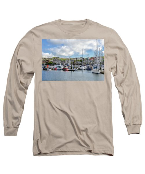 Kinsale Harbor  Long Sleeve T-Shirt