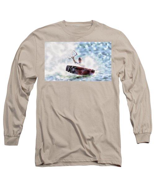 Kitesurf  Long Sleeve T-Shirt