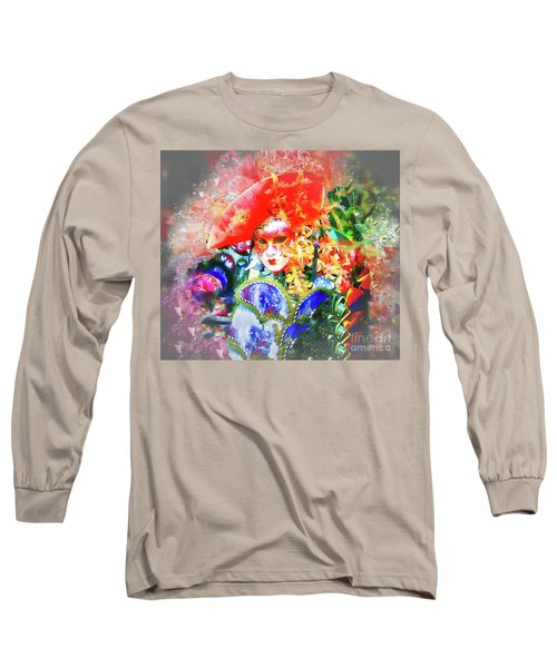 La Serenissima Long Sleeve T-Shirt by Jack Torcello