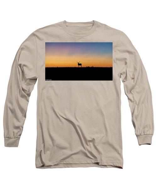 Last Light Long Sleeve T-Shirt