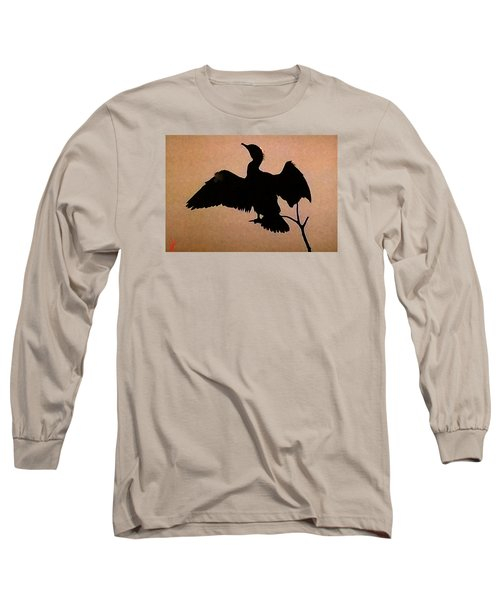 Long Sleeve T-Shirt featuring the photograph Late Day  by Colette V Hera  Guggenheim