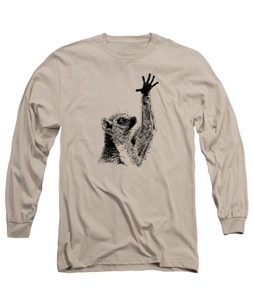 Lemur Long Sleeve T-Shirt
