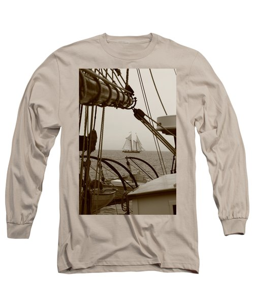 Lewis R French Long Sleeve T-Shirt