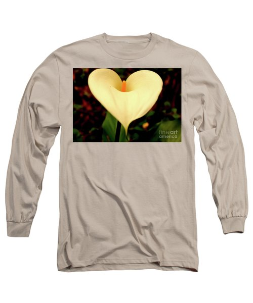 Lily Of The Valley Long Sleeve T-Shirt by Cassandra Buckley