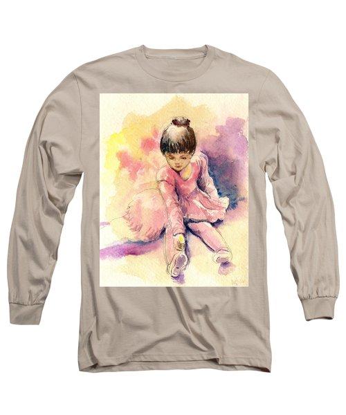 Little Ballerina Long Sleeve T-Shirt