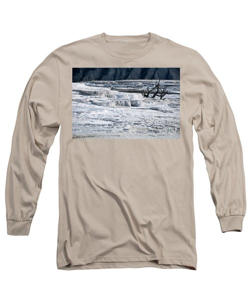 Mammoth Terraces Long Sleeve T-Shirt