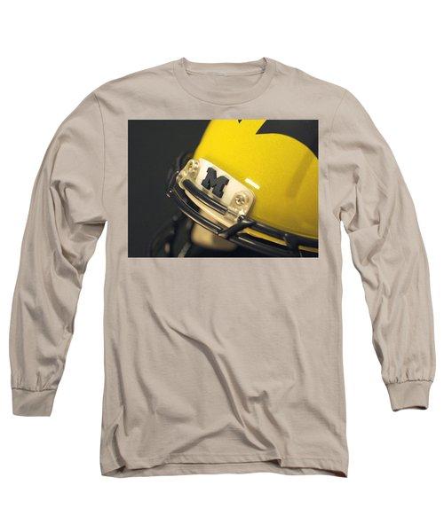 Michigan M Long Sleeve T-Shirt